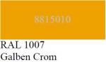 Vopsea spray acrilica H.C. galben crom 400ml