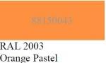 Vopsea spray acrilica H.C. portocaliu pastel 400ml