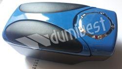 Cotiera auto albastra
